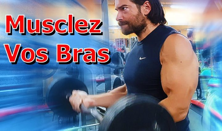 Programme Musculation Bras Biceps Triceps