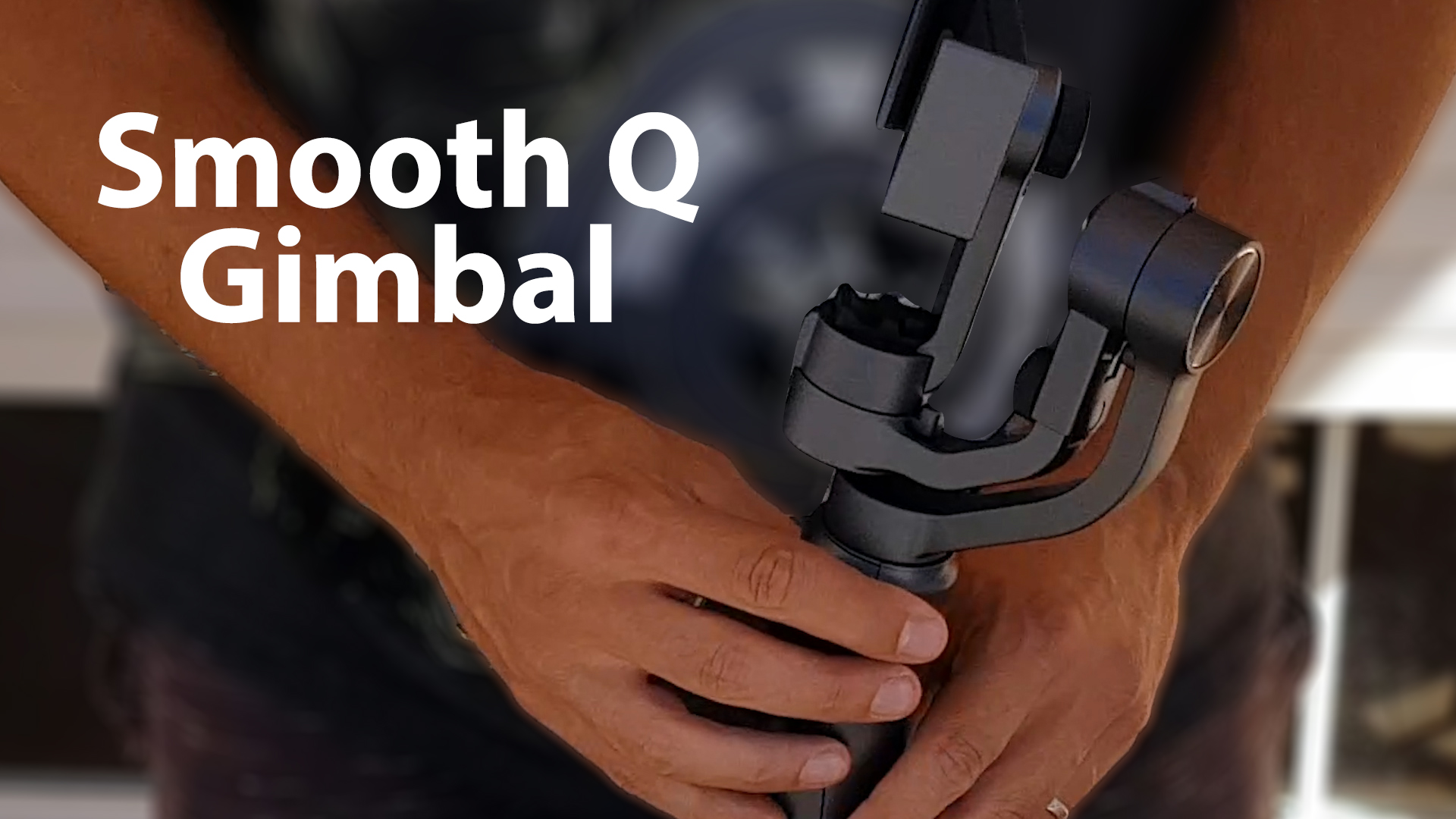 Unboxing Smooth Q Gimbal for my Samsung Galaxy S8