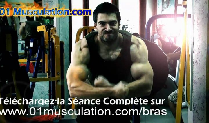 Musculation naturelle Chris Braibant