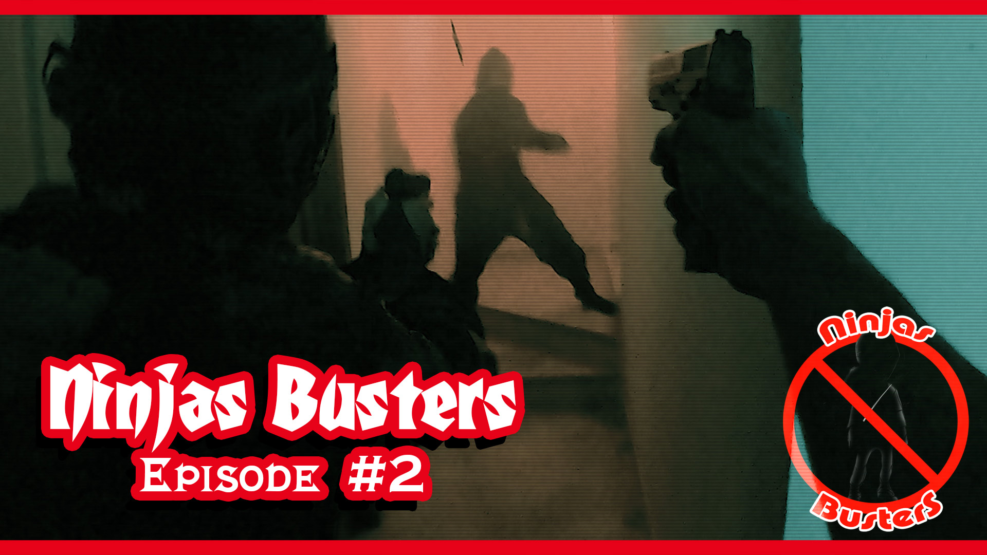 Ninjas Busters Webseries - Emission Fake ou pas Fake