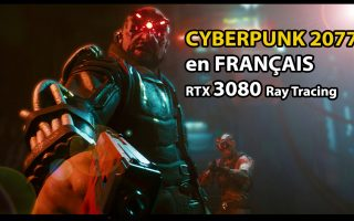Cyberpunk 2077 Francais Sans Commentaires PC RTX 3080 Ultra Settings Ray Tracing 01